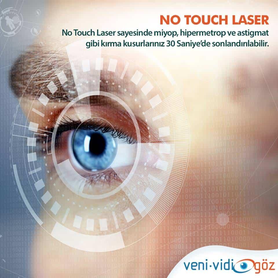 No Touch Laser Tedavisi Nedir