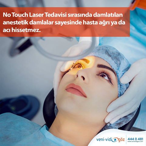 No Touch Laser Yöntemi