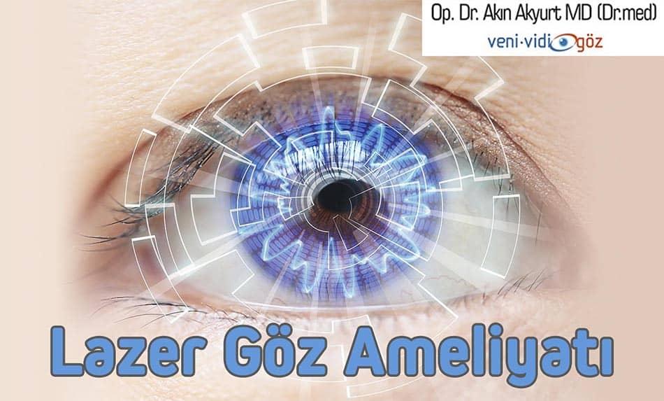 Lazer Göz Ameliyatı