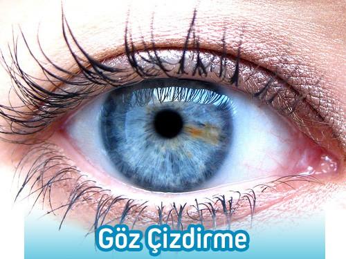Göz Çizdirme
